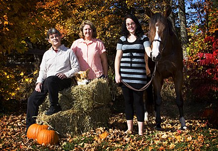 Pinecrest Stables Owner and Family
