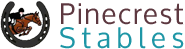 Pinecrest Stables Logo